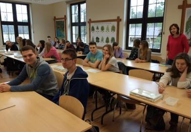 Warsztaty w Parku Narodowym Bory Tucholskie