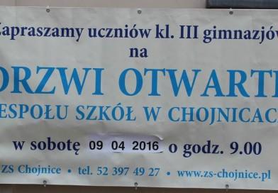 Drzwi Otwarte Szkoły
