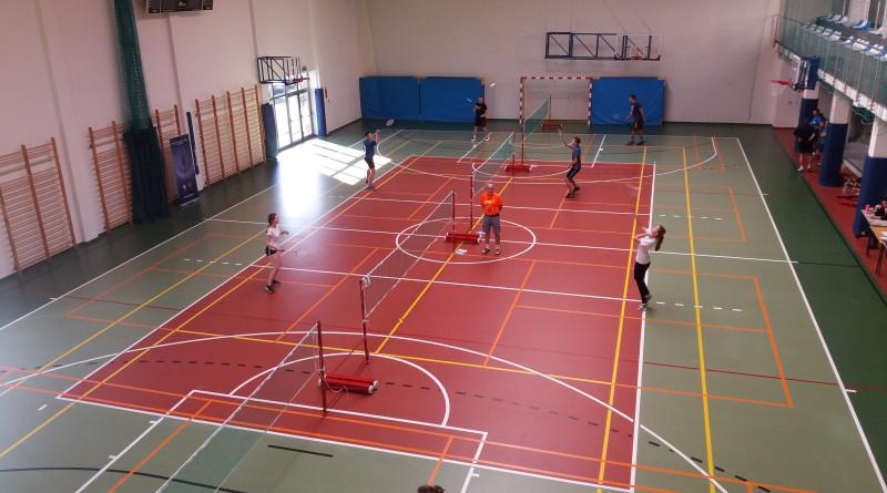 Turniej badmintona i szkolenie Shuttle Time – Chojnice 2016
