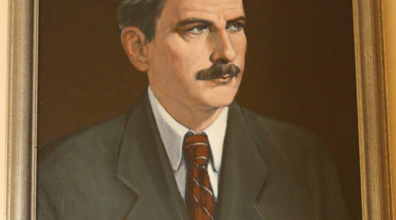 Odsłonięcie portretu prof. Antoniego Horsta w galerii wybitnych absolwentów