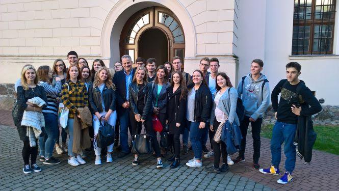 Wizyta przedstawicieli Ambasady USA
