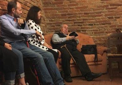 Poeta w sutannie, czyli spotkanie z poetą ks. Franciszkiem Kameckim