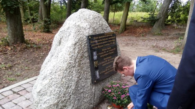 Pamięci ofiar wybuchu II wojny światowej