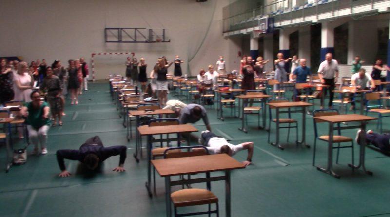 nauczyciele Zespołu Szkół #GaszynChallenge