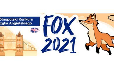 Zaproszenie do udziału w konkursie FOX 2021