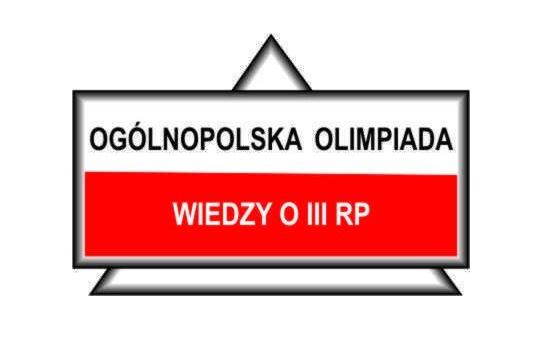 Marta w finale Olimpiady Wiedzy o IIIRP