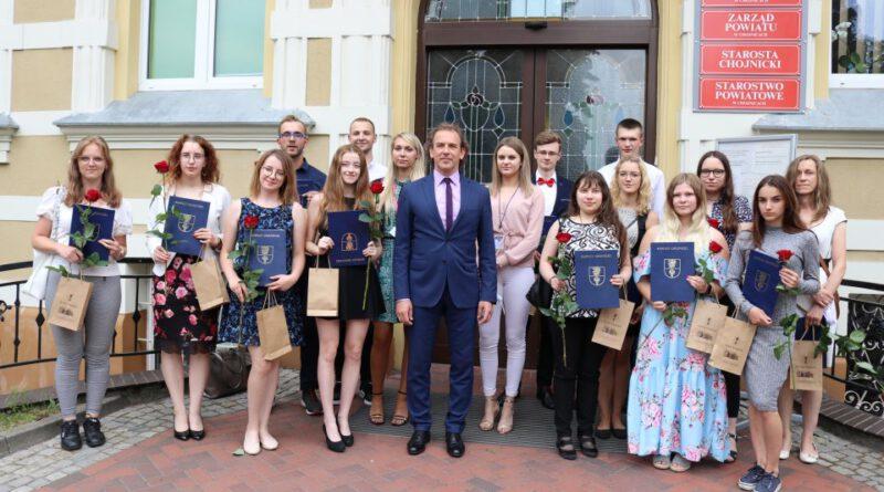 Nagrody Starosty Powiatu Chojnickiego