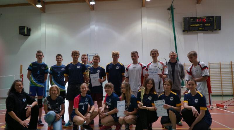 Turniej w badmintonie drużynowym
